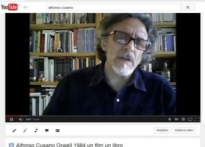 Nuovo video: recensione del film Orwell 1984 e libro 1984 di G. Orwell