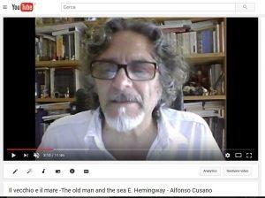 Il vecchio e il mare -The old man and the sea E. Hemingway - Alfonso Cusano
